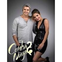 Cd Cumbia Ninja 3. Año 2015. Nuevo - Original - Cerrado.-