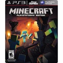 Minecraft - Ps3 - Código Psn - Riosgames