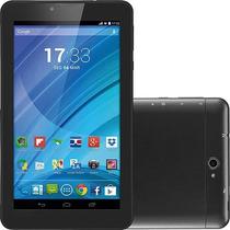 Tablet Multilaser Nb223 Dual Chip 3g M7 Quad Core Andr 4.4
