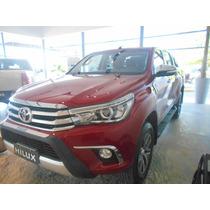 Nueva Toyota Hilux 4x4 Srv 2.8 Mt