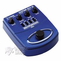 Pedal Guitarra Behringer Gdi21 Directi Box Garantia Nota