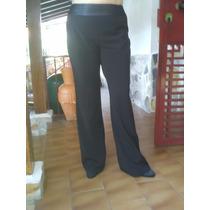 Pantalon Negro, Comprado En Estados Unidos Talla 10 /12