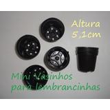 Vasinhos Para Lembrancinhas Mini V06 - 5,1cm Alt C/200unid -