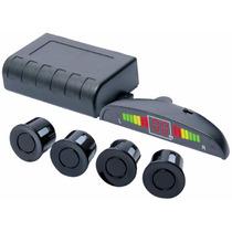 Sensor De Reversa Universal 4 Puntos + Display - Colores