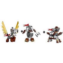 Juguete Lego, Mixels Serie 7 Bundle Medivals Establece, Cam