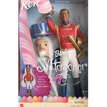 Juguete Barbie Cascanueces Ken Príncipe Eric Muñeca Máscara