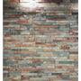 Oferta-piedra Laja- Natural Oxido Para Revestimiento-18x40