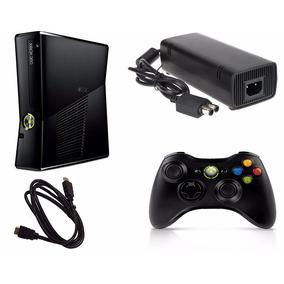 Xbox 360 Slim Sem Travas Original + Kinect Liberado