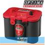 Bateria Optima Redtop 34/78 (gel) Arranque Superior Emporio