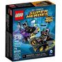 Lego Super Heroes 76061 79 Piezas Batman Vs Catwoman Orig!!