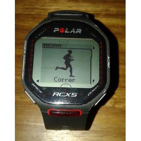 Reloj Polar Rcx5 Negro