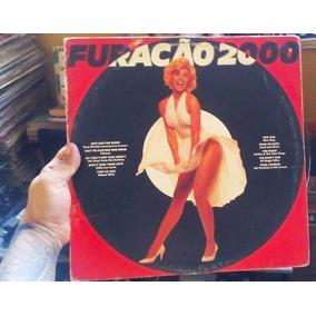 Lp Disco Vinil Furacão 2000 Romanticas 1991 Melhor Preço