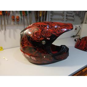 Capacete Fox V3 Pilot Zerado Moto Cross Enduro 62/xl