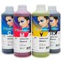 Tinta Sublimatica Inktec Epson Kit 4 Cores 400ml +perfil Icc