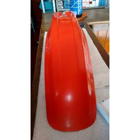 Paralama Dianteiro Vermelho Xr 200 Ano 95 Original Honda