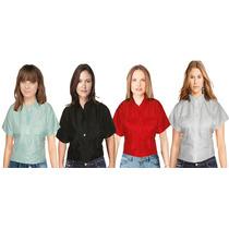 Camisas Tipo Columbia Para Dama