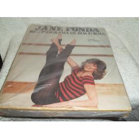 Livro Meu Programa De Boa Forma Jane Fonda