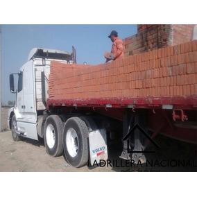 Millar Ladrillo Tabique Rojo Recocido 6x12x24