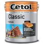 Cetol Classic Satinado X 20 L Protector Para Madera