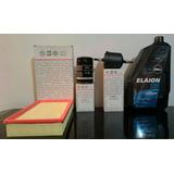 Kit De Filtros Aceite+aire+nafta+ Elaion F50 Gol Power 1.6
