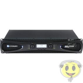 Amplificador Potência Crown Xls2502 2400w 220v Nova Xls2500