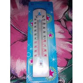 Termômetro Mércurio Para A Paredes De Sua Casa!