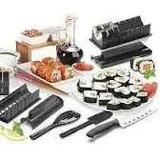 Sushi Maker Maquina Para Hacer Rollos 11 Piezas Con Cuchillo