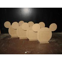 Portaretratos Fibrofacil Mickey Para Foto De 9x7