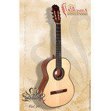 Guitarra Clasica Criolla Alpujarra Modelo 90