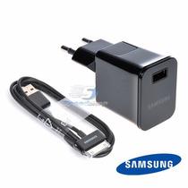 Carregador Original Tablet Samsung P3110 P1000 P3100 Tab2