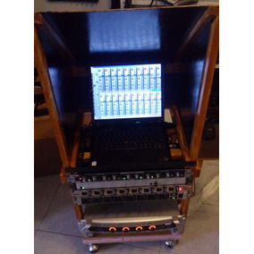 Mezcladora Digital, Sampler, Grabacion, 6000 Watts! La Mejor
