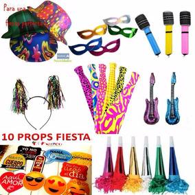 Paquete Fiesta Batucada,boda,letreros,propp,antifaz,corneta