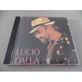 Lucio Dalla - The Best Of - Coletânea - Cd