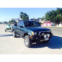 Defensa Delantera Toyota 1990-2004 Combo. Base Winch 4x4