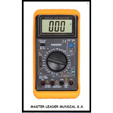 Tester Digital Super Oferta Modelo Ts 890c Temp Capacimetro