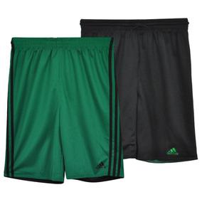 Short Atletico Basquetbol Reversible Niño adidas M32730