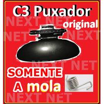 C3 Somente A Mola Puxador Maçaneta Alça Porta Luvas C3 Citro