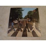 The Beatles Abbey Road Lp Cerrado Vinilo Stereo 180grs