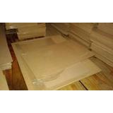 Tablitas De Fibrofácil Mdf 50x20 Cm Ideal Picadas / Pernil