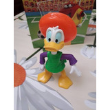 Pato Donalds Disney No Mc Donalds 10 Cm Aprox Goma Dura