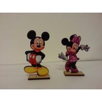 Mickey Minnie Souvenirs X 60 U + 2 Central