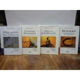 Lote De 4 Libros Manuales El Caballo Con Fotos Y Dibujos