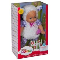 Boneca Little Mommy - Fantasias Fofinhas - Cordeirinha - Mat
