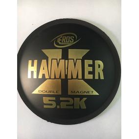 Protetor Para Alto Falante Eros Hammer 5.2 K 135mm