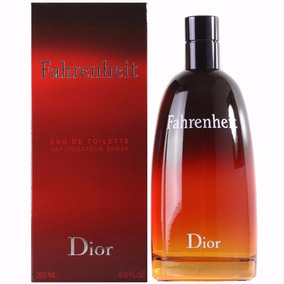 Perfume Original Fahrenheit Caballero 200ml Christian Dior