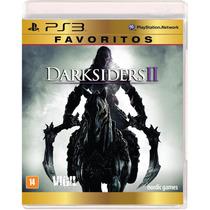 Darksiders 2 Favoritos Ps3 Midia Fisica Original Lacrado
