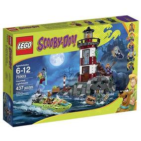 Scooby-doo - El Faro Encantado Lego 75903
