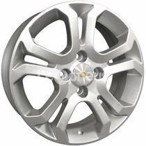 Roda Vectra Elegance Aro 13 Prata Celta Corsa Classic Prisma
