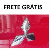 Emblema L200 Quadrada Traseiro 00/06 Sport,outdoor,savahna