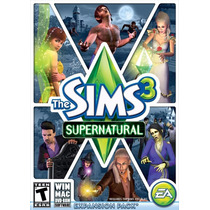 Sims 3 Supernatural Pc Nuevo Blakhelmet Sp